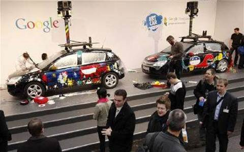 US ends inquiry on Google's Street View data grab