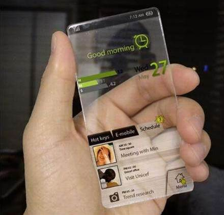 10 of the best concept phones