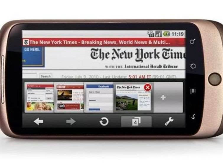 Opera speeds up Mobile, adds extensions to PC browser