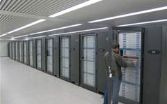 Graphics chips break supercomputing speed barrier