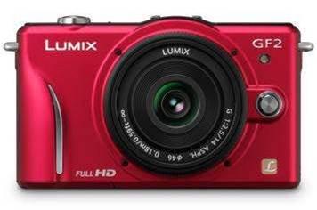 Hands-on: Panasonic Lumix DMC-GF2