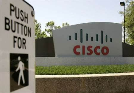 Cisco spooks Street again with weak outlook, margins