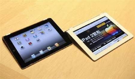 Apple iPad2 parts squeezed by Japan quake