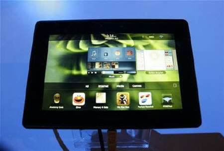 RIM's email-less PlayBook gets tough reviews