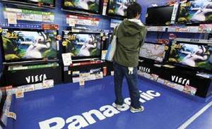 Panasonic to cut over 30,000 workers