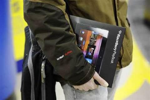 Report: RIM recalls 1,000 PlayBook tablets
