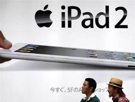 China jails three for stealing iPad 2 secrets