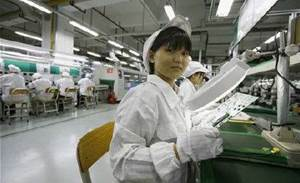 Foxconn to use more robots in assembly lines