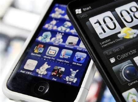 HTC sues Apple over patents