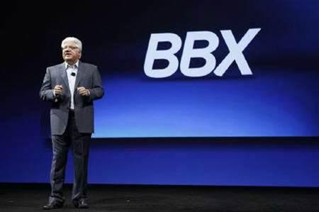 BlackBerry maker accused of infringing BBX trademark