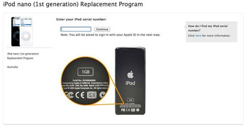 Apple recalls overheating iPod