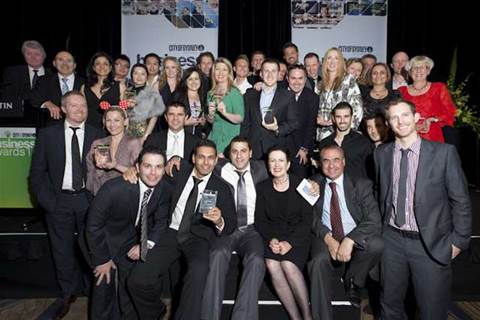 Is your business on this Top Ten list for the Sydney Business Awards?