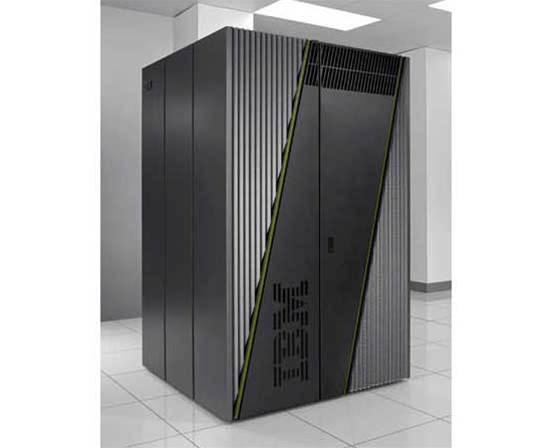 IBM's technological goliath: 10 quadrillion calculations a second