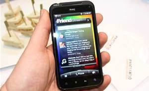 Review: HTC Incredible S
