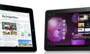 Apple sues Samsung over iPad