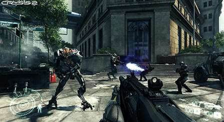 Suit up for Crysis 2 and Laser Skirmish!