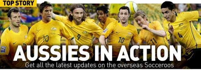 Great Weekend For Aussies Abroad