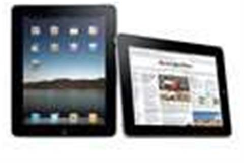 Apple takes 83 percent of 2010 tablet market