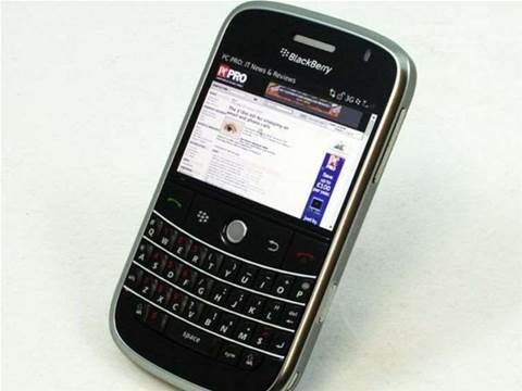 RIM offers JavaScript workaround for BlackBerry breach