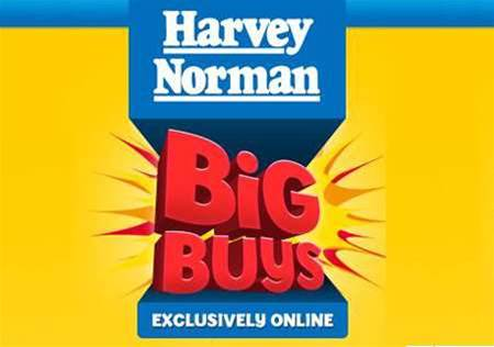 Harvey Norman 'Big Buys' e-store sneaks online