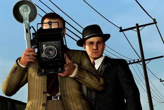 LA Noire - now coming to an eReader near you!