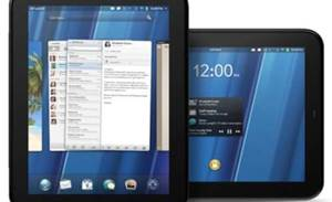 HP's TouchPad shipments second to iPad