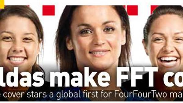 Matildas Grace FFT Cover