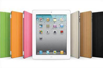 iPad drives 260 percent tablet growth in 2011