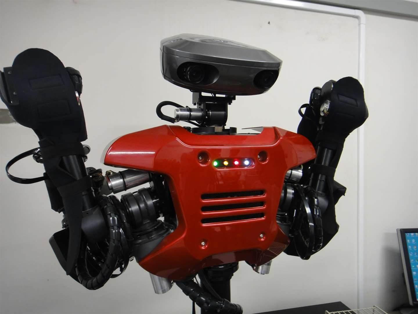 "Japan creates ""thinking"" robot that can learn by itself"