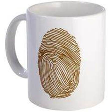 Fingerprint tech sniffs coffee, cigarettes