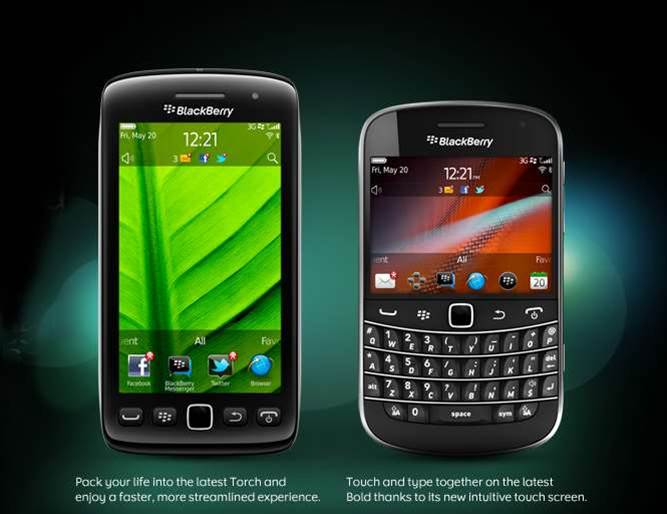 Optus reveals pricing for BlackBerry Torch 9860 and BlackBerry Bold 9900