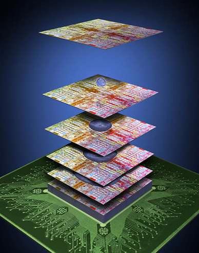 3M to make e-glue for IBM's 3D processors