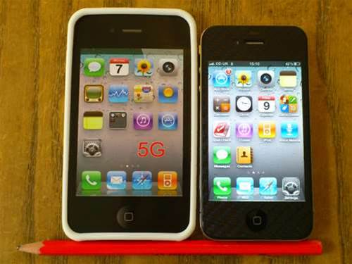 Rumour: iPhone 5 with 4in screen coming this winter?