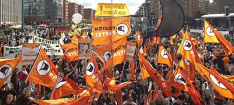 Pirate Party win seats in German election