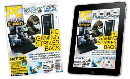 New magazine and iPad issue out now! PC Gaming Strikes Back, Chromebook de-crunched, latest tablets compared