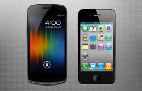 First impressions: Galaxy Nexus vs iPhone 4S