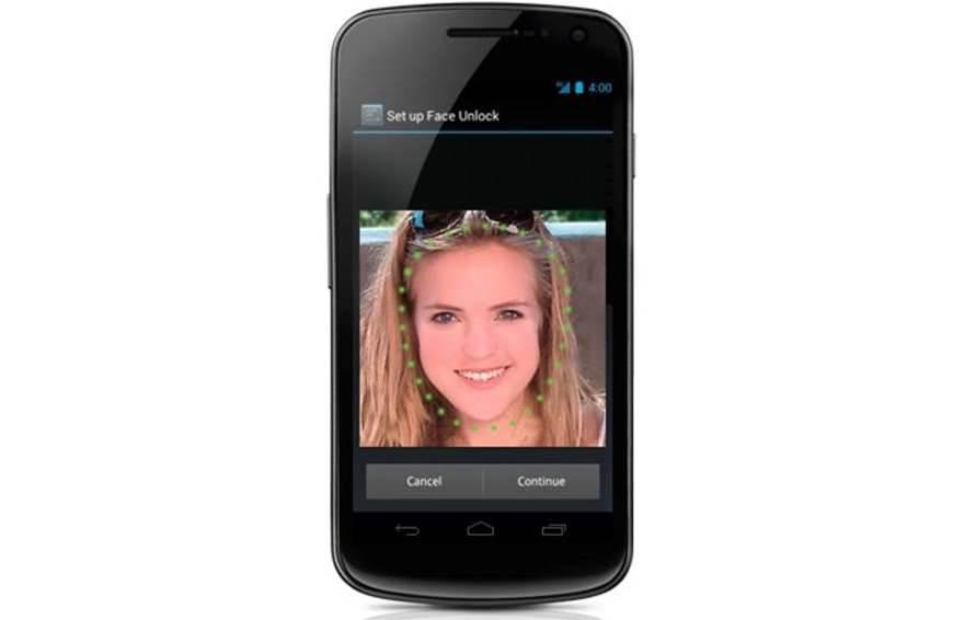 Google unveils Android 4.0 on Samsung Galaxy Nexus