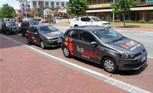 iiNet takes BoB Squad to Sydney, Melbourne