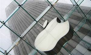 Apple profit falls for first time in a decade