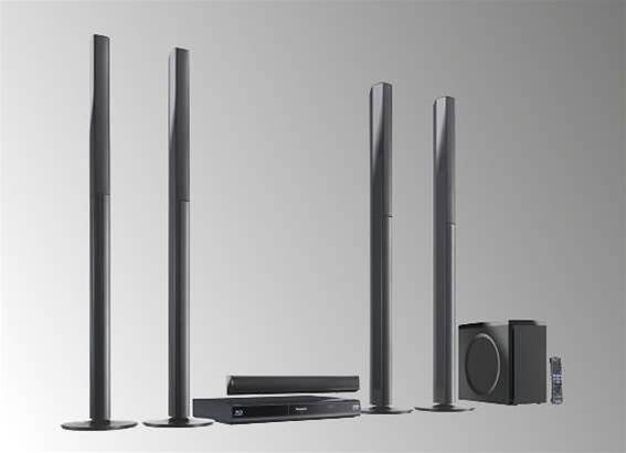 First look: Panasonic SC-BTT775 home theatre review