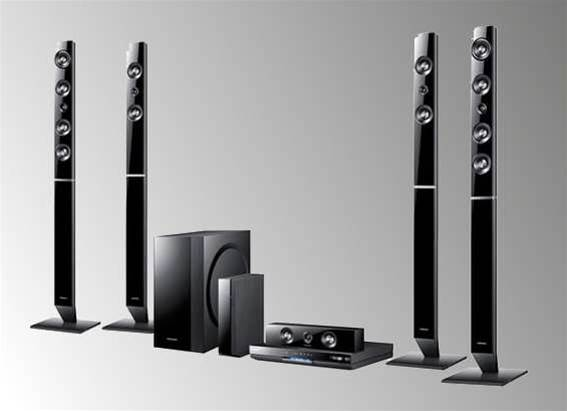 First look: Samsung HT-D6750W home theatre review