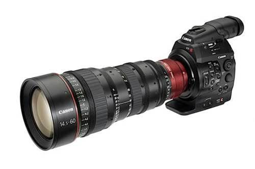 Canon EOS C300 4K DSLR in the works