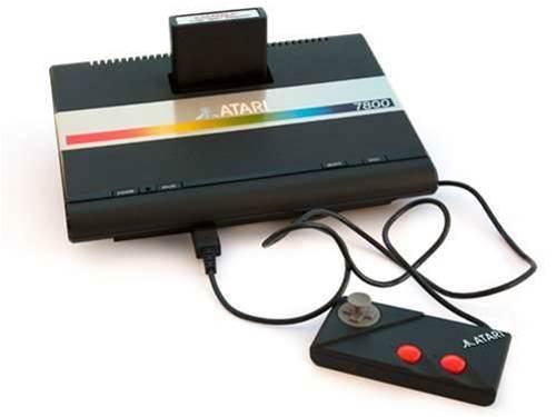 Tech look-back: Atari 7800 (1987)