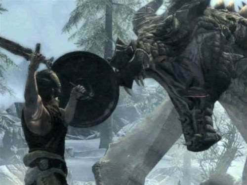 Making friends and influencing people in Skyrim - with a cabbage