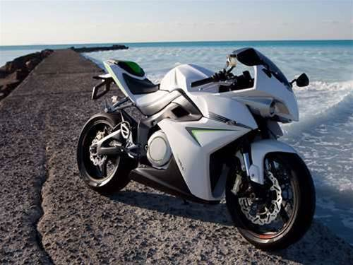 Green tech: Energica is Italy's first electric street superbike