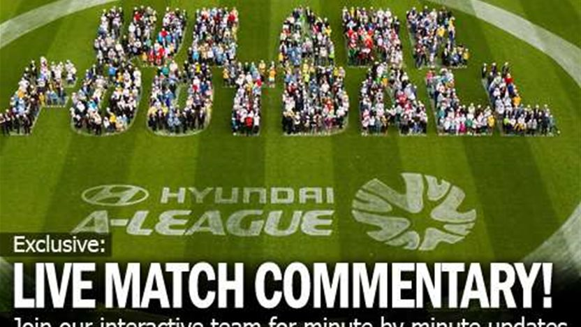 LIVE Matchday Commentary