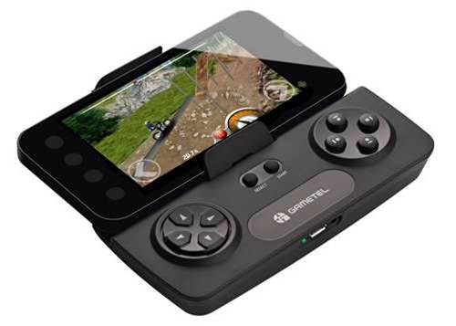 Gametel Android controller set to kill handheld consoles