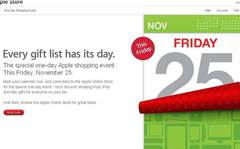 Apple Oz offers 'Black Friday' sale