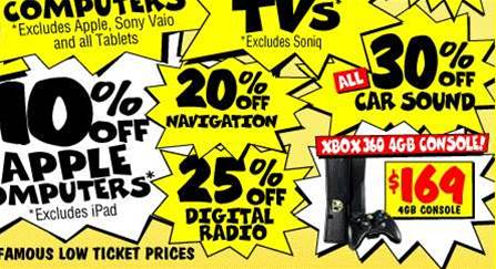 Tech deals: Get an Xbox 360 from JB HiFi for $169