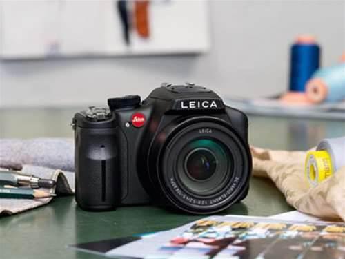 Leica V–Lux 3 announced